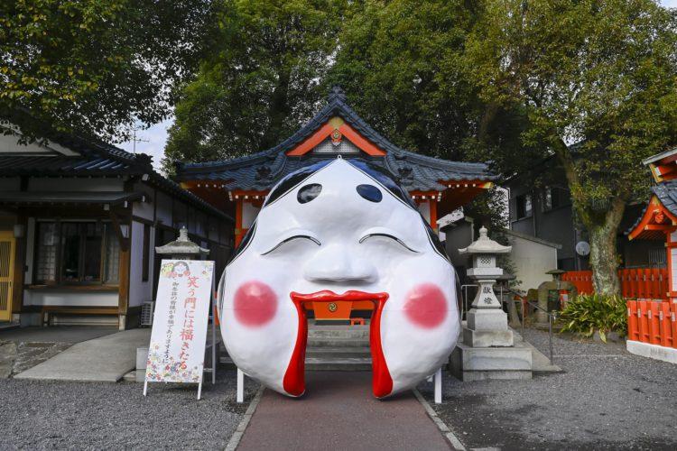 鴨池日枝神社