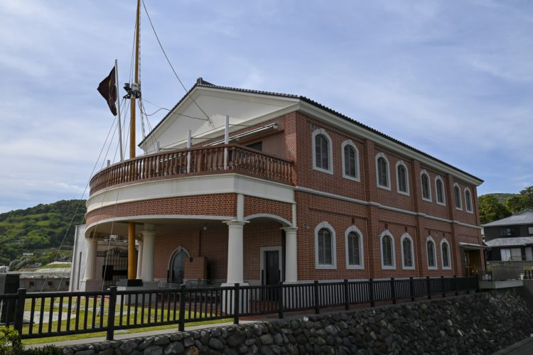 薩摩藩英国留学生記念館